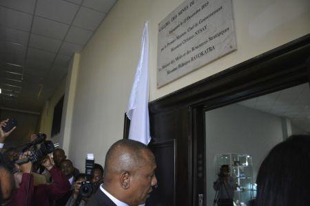 Inauguration Galerie Des Mines De Madagascar - 2