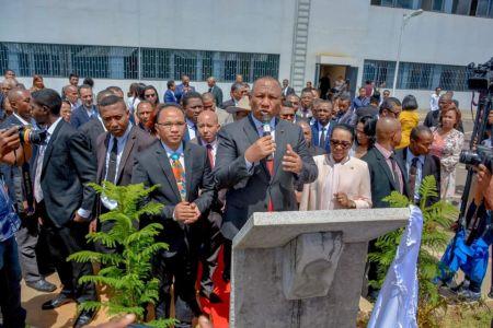 Inauguration Lithothèque De Madagascar - 1