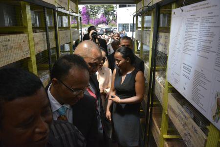 Inauguration Lithothèque De Madagascar - 3